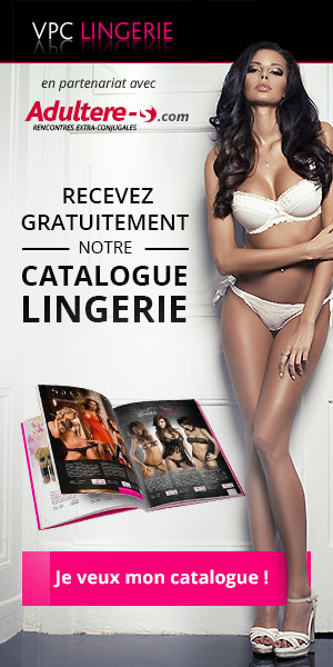 Catalogue lingerie gratuit